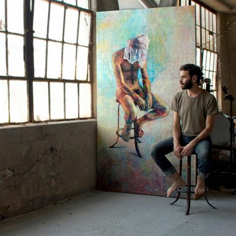 David Agenjo | Painter